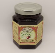 Alterhedens Cranberry jelly 120 Gram
