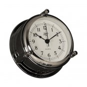 Schatz 1881 Ocean 115 Clock arabic chrome