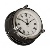 Schatz 1881 Ocean 115 Clock roman chrome