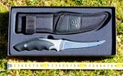 Brusletto Fiskeprettern fishing knife