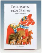 Book Dalahästen från Nusnäs Swedish language