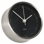 Delite clock Mogens Clausen Black