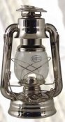 DIETZ Hurricane lanterns - Nickel plated 292 mm