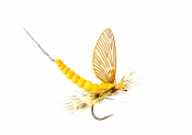 J:son Mayfly Sulphur 15 mm