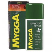 Mygga mosquito repellent spray 75 ml - The Original from Schweden