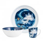 Porsgrund Children's dishes sea animals
