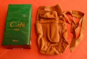 Coffee bag Leather of Reindeer - 6dl - 2dl