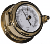 Schatz 1881 Success 115 barometer brass - +- 10hPa