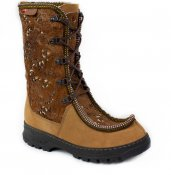 Artic Shoes Topaz Damenstiefel Runa Boots brown