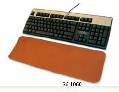 Hand rest keyboard Leather of Reindeer