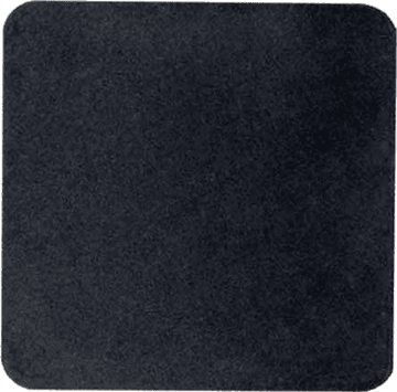 Mousepad Leather of Moose Black