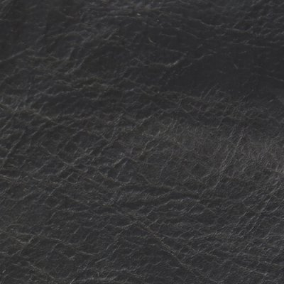 Reindeer leather black
