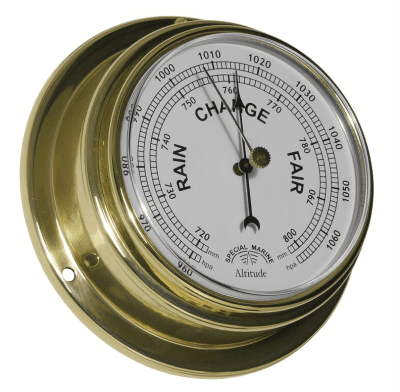 Altitude Barometer +-7 hPA 125 mm