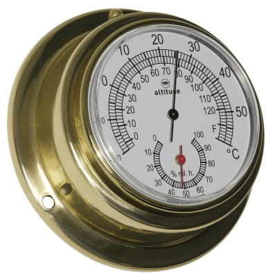 Altitude Thermometer +- 1° C 97 mm