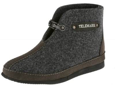 Artic Shoes Topaz Hausshuhe Rufus Anthracite