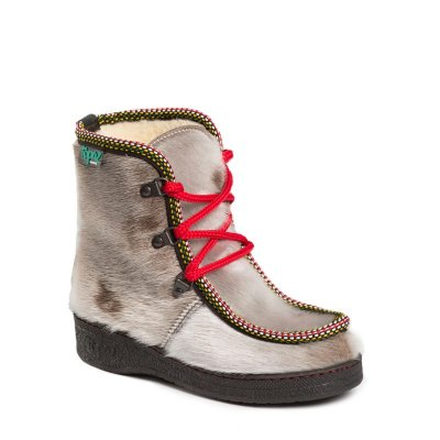 Artic Shoes Topaz Seehundfell Stiefel Kinder Sami 54
