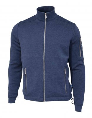 Ivanhoe of Sweden - Windbreaker Jacket Assar blue