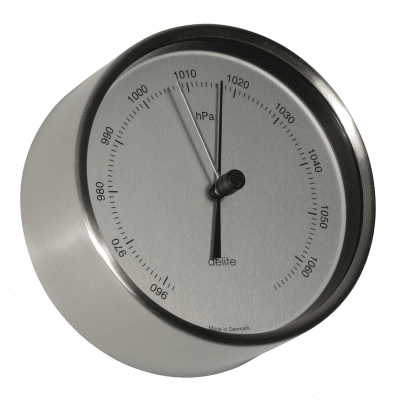 Delite replacement glass for Clausen Barometer