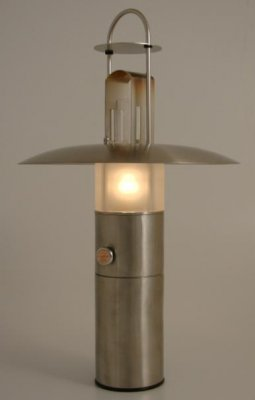 PETROLUX kerosene lamp - spare glass matt