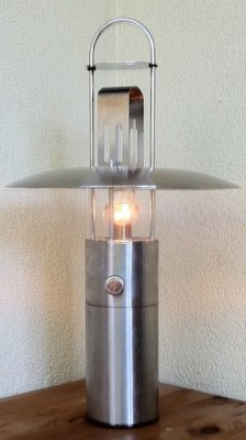 PETROLUX kerosene lamp - spare glass clear