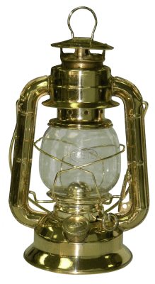 DIETZ Hurricane lanterns - replacement Glass for Comet brass or