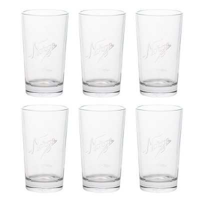 Hadeland Glasverk Glass Norway 400 ml 6-Pak