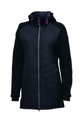 Ivanhoe of Sweden - Windbreaker Women Pulsar Black