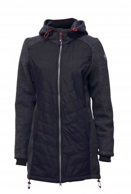 Ivanhoe of Sweden - Windbreaker Women Pulsar Graphite