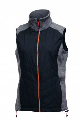 Ivanhoe of Sweden - Windbreaker Vest Pulsar Grey