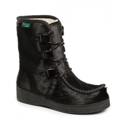 Artic Shoes Topaz Winterstiefel Sami 50 black