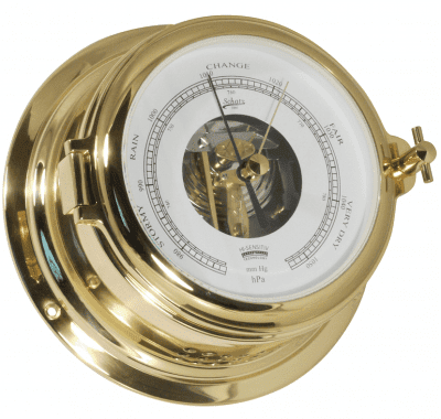 Spare Glass for Schatz 1881 Midi Barometer brass