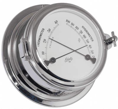 Schatz 1881 Midi 155 Comfortmeter chrome