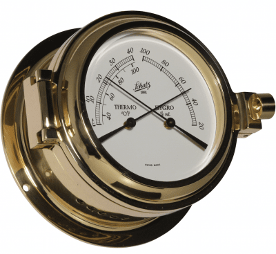 Schatz 1881 Success 115 Comfortmeter brass