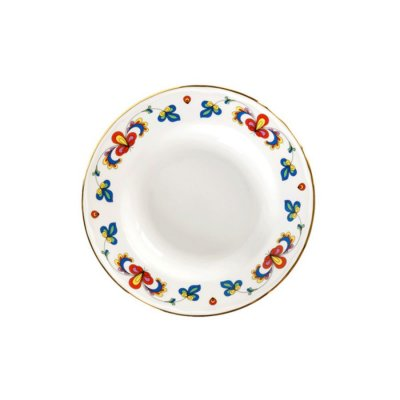 Porsgrund porcelain country house style plate 21 cm