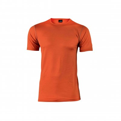Ivanhoe of Sweden Merino T-Shirt Agaton orange