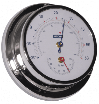 Vion Kombi Hygrometer Thermometer A080 TH