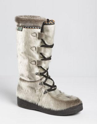 Artic Shoes Topaz Amundsen winter boots white Unisex